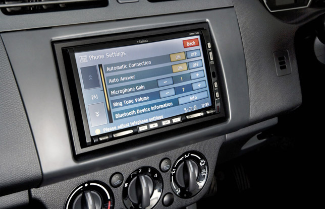 New Clarion multimedia unit now available for the Grand Vitara, Swift, Swift Sport, and SX4