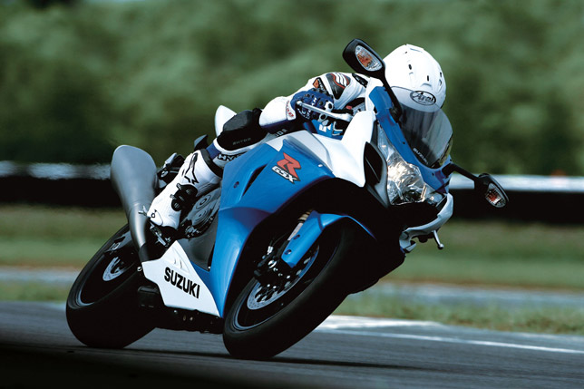 The all-new GSX-R1000 that will headline at this year's International Motorcycle & Scooter Show