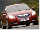 Vauxhall Insignia voted car of the year 2009