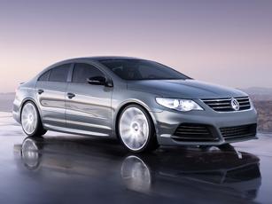 2008 SEMA: Volkswagen CC Eco Performance Concept