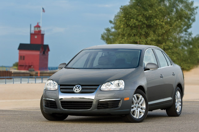 Volkswagen Jetta TDI with Clean Diesel