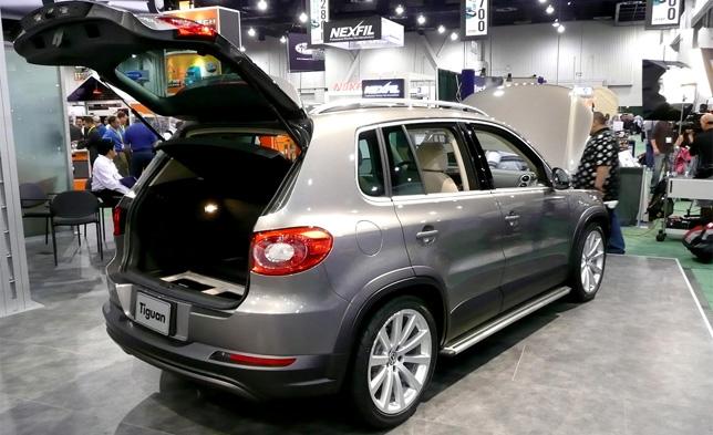 Volkswagen Performance Tiguan