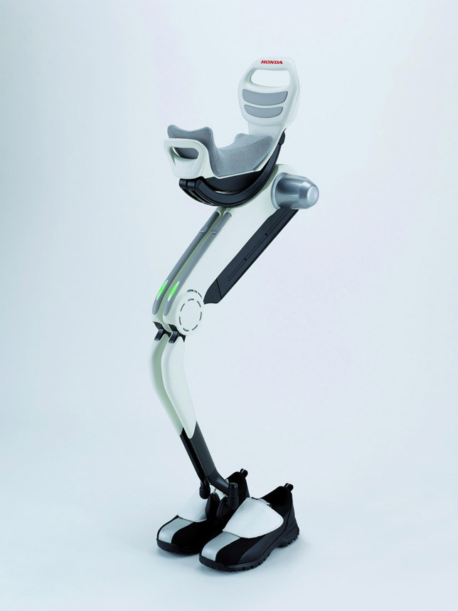 Walking Assist Device with bodyweight support