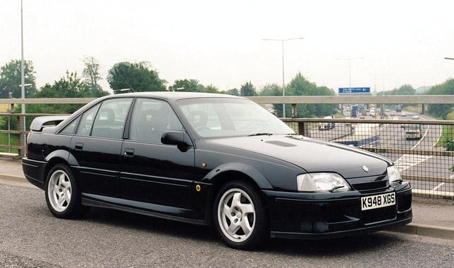 1992 Lotus Carlton
