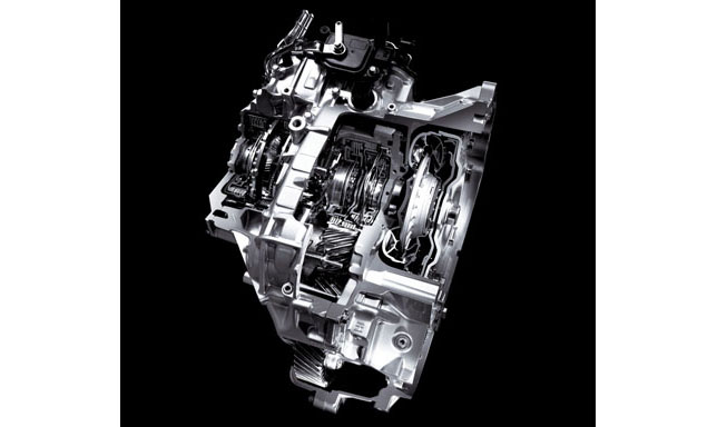 6-Speed Automatic Transaxle