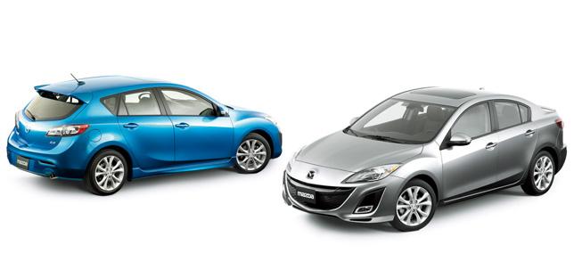All-new Mazda3 (North American Specification)
