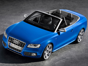 2010 Audi A5 and S5 Cabriolet