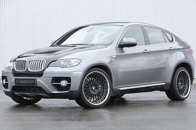BMW X6 E 71.