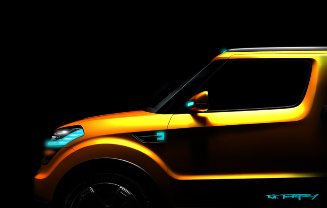 New Soul concept for NAIAS in Detroit
