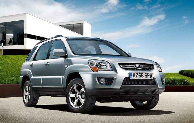 Kia Sportage claims Planet 4x4 award for the third year running