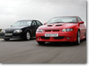 Lotus Carlton Voted Favourite Vauxhall Of All Time
