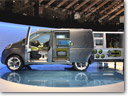 Nissan NV200 Offers Best In Class Cargo Efficiency