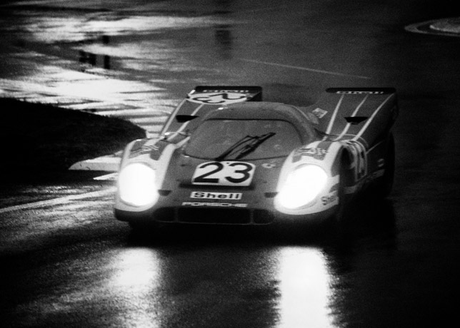 Porsche 917 one of the famous racing cars nominated