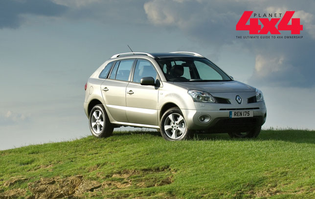 Renault Koleos - 4x4 of the Year