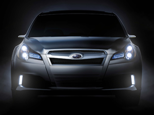 LEGACY CONCEPT to Debut at North American International Auto Show