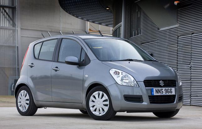 Suzuki Spash GLS