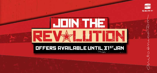 The Seat Revolution begins later this month