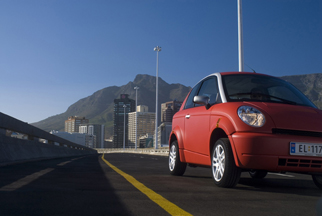 TH!NK selects ARPRO® for new city car.