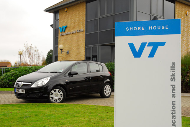 Vauxhall Corsa VT EDUCATION AND SKILLS