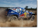 Volkswagen Team Ready For Its Toughest 'Dakar' Test