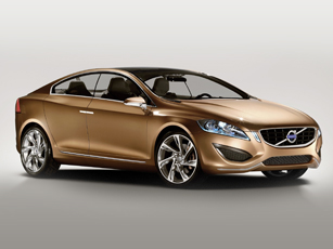 introducing the volvo s60 concept - a glimpse of the next generation volvo s60