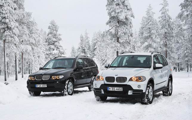 10 years of success: The BMW X5