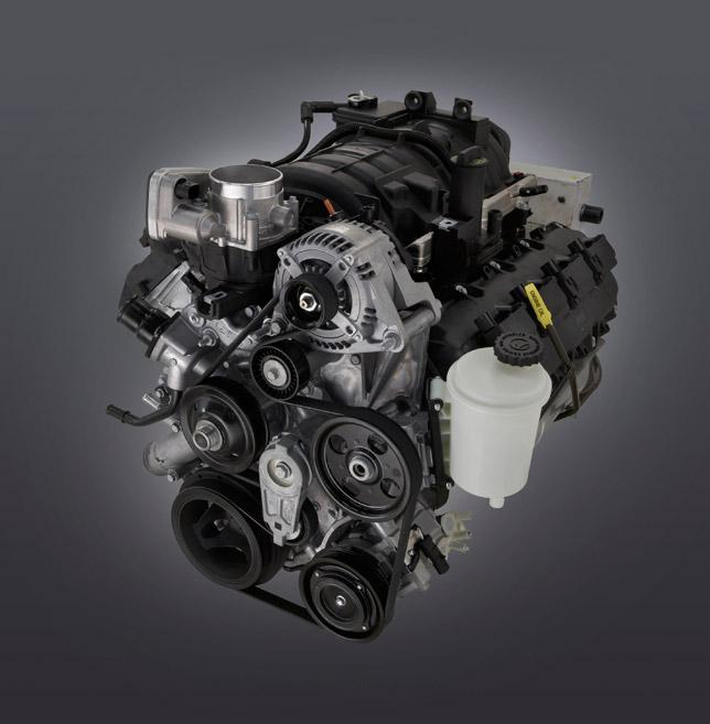 2009 HEMI for all-new Dodge Ram