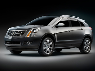 2010 Cadillac SRX: A Distinctive Alternative For Today's Luxury Crossover Consumer