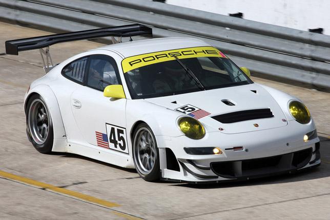 911 GT3 RSR, Flying Lizard Motorsports