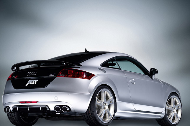 Audi TT with ABT AERO package