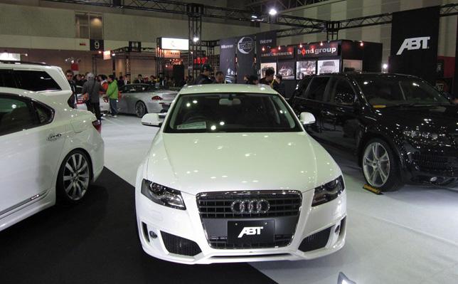 ABT on the Tokyo Auto Salon 2009
