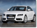 AUDI AG: A4 is Germany's most successful premium model in 2008