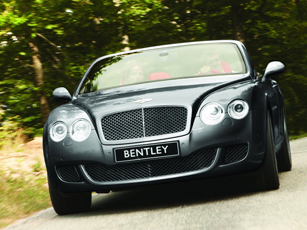 New Bentley Continental GTC Speed And GTC