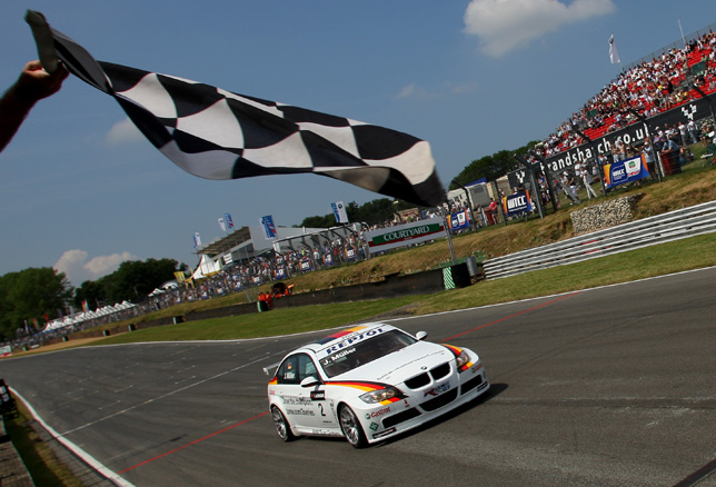 BMW Team Germany, BMW 320si WTCC