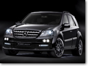 BRABUS WIDESTAR Based on the Mercedes M-Class Facelift Version
