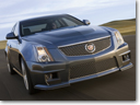 Blistering Cts-V Launches Into The Uk: Cadillac Supersaloon's Prices Announced