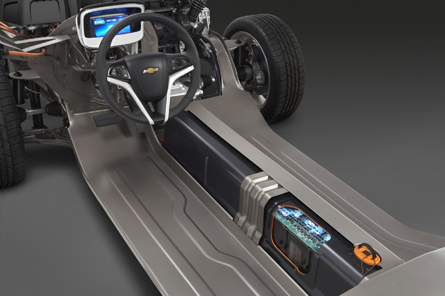 Chevrolet Volt Chassis