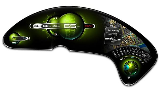 Chrysler 200C EV Concept - Connectivity