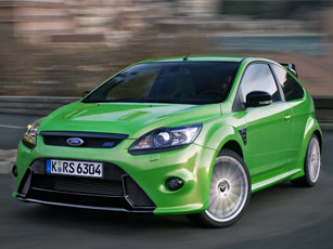 New Ford Focus RS – In Detail