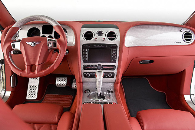 HAMANN Bentley Continental GT - Interior