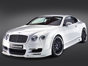 coming soon... hamann bentley continental gt & gt speed