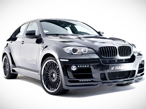 bmw x6 tycoon by hamann