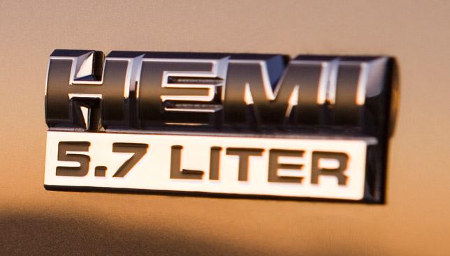 HEMI Badge