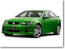 Commodore Marks 13 Years As Australia's Top Selling Car