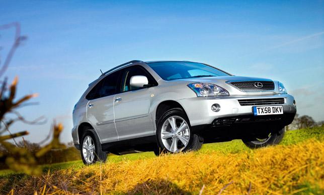 Lexus RX 400h Limited Edition