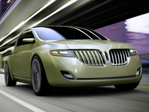 lincoln c concept: big luxury in small package