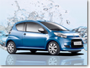 SPLASH OUT IN THE new special edition Citroën c1
