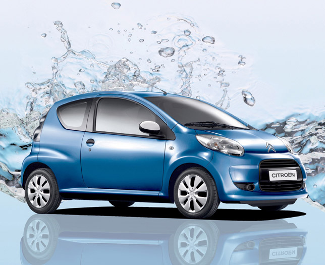 New Citroen C1 Splash Special Edition