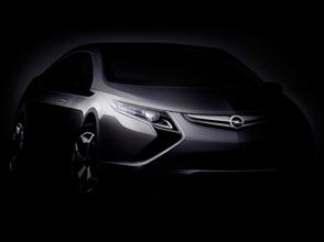opel to reveal ampera electric car at geneva motor show