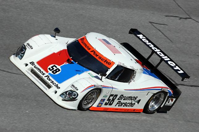 Porsche Roley, Brumos Racing